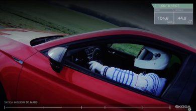 Photo of بعد رحلة تسلا إلى الفضاء، شكودا تطلق سيارتها وتصل إلى المريخ!