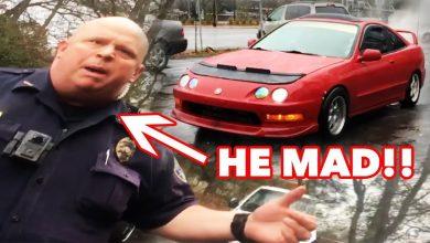 Photo of صوت محرك أو رشّاش، الشرطة لن تُفرّق!