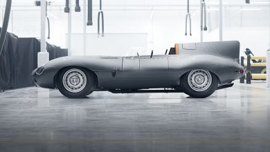 Photo of جاكوار تعود لإنتاج سيارة السباق الأسطورية D-TYPE