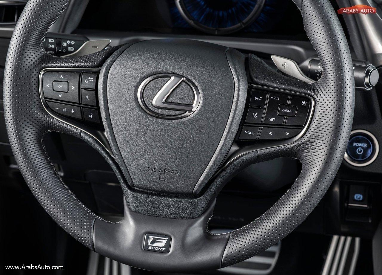 Lexus Es 2019 Arabsauto 8 Arabs Auto