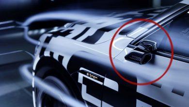 Photo of أوديe-tron: أول سيارة بكاميرات جانبية بدلًا من المرايا