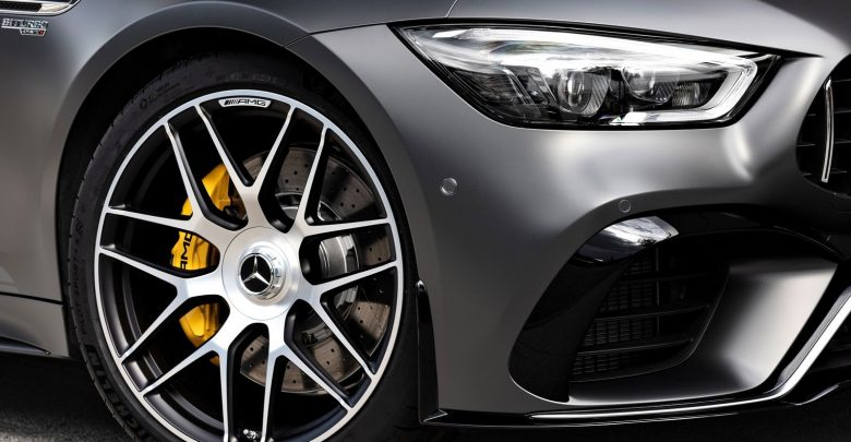 Photo of مرسيدس AMG GT كوبيه بأربعة أبواب بنسخة حصرية للمحظوظين الأوائل