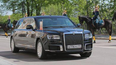Photo of الظهور الأول لـ كورتج.. سيارة الرئاسة الروسية الجديدة، ما سعرها؟