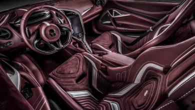 Photo of مقصورة أجمل سيارة خارقة في العالم أصبحت أفخم، شاهد الصور ومتّع نظرك!