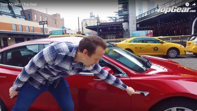 Photo of فيديو: تسلا موديل 3 تحت تجربة توب جير، ما تقييمها؟
