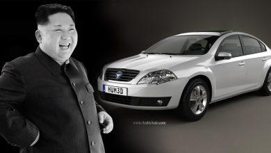 "Photo of ""النصر"" و ""السلام"" سيارات كوريا … الشمالية"