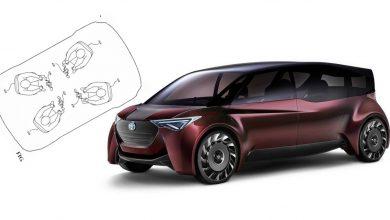 Photo of تويوتا تقترح سيارة كهربائية يمكنك شحنها بالتمارين الرياضية!