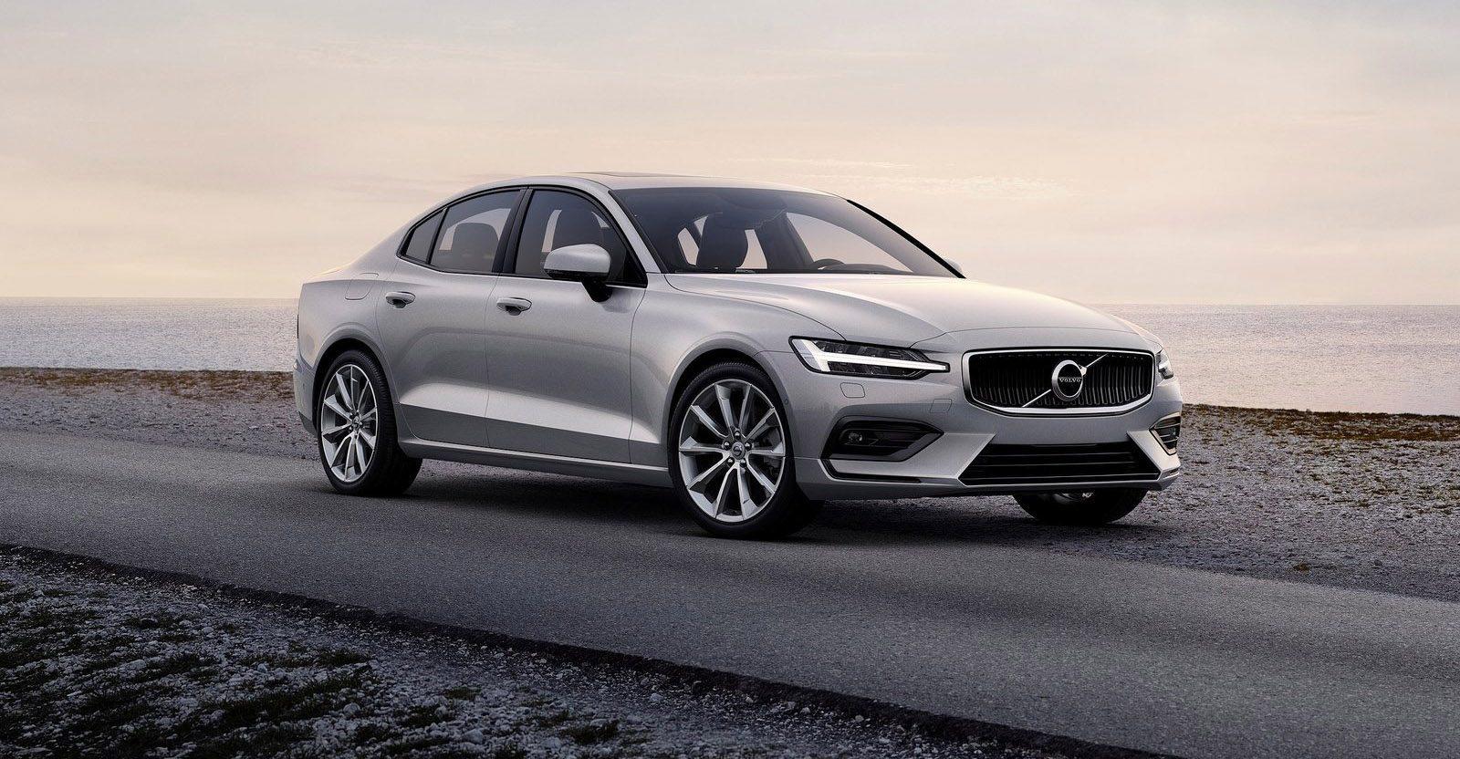 مواصفات سيارة فولفو اس 60 الجديدة 2019