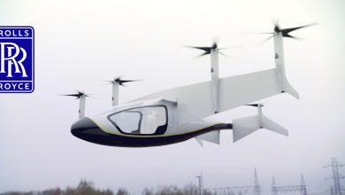 Photo of رولز رويس تكشف عن تاكسي طائر كهربائي للعام 2020