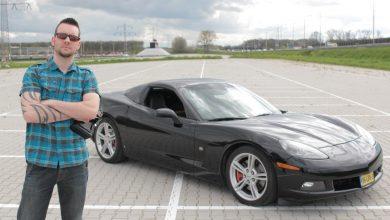 Photo of شاب هولندي يبتكر جهاز تحكم عن بعد لسيارته الكورفيت C6 طراز 2006