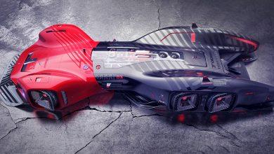 Photo of هل ستصبح سيارات السباق بهذا الشكل في العام 2088؟