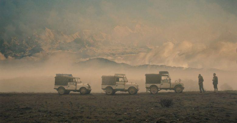 "Photo of فيديو: ""أرض اللاند روفر"" في قلب جبال الهيمالايا"