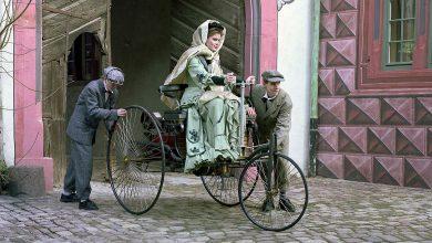 Photo of مرسيدس تحتفل بأول رحلة برية طويلة في العالم بالسيارة.. والتي قادتها امرأة