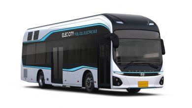 Photo of حافلات هيونداي الكهربائية بخلايا وقود الهيدروجين في الشرق الأوسط العام القادم