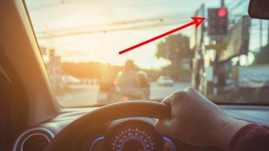 Photo of هيونداي تُسجل براءة إختراع لإشارة مرور داخلية مُدمجة بحاجب الشمس