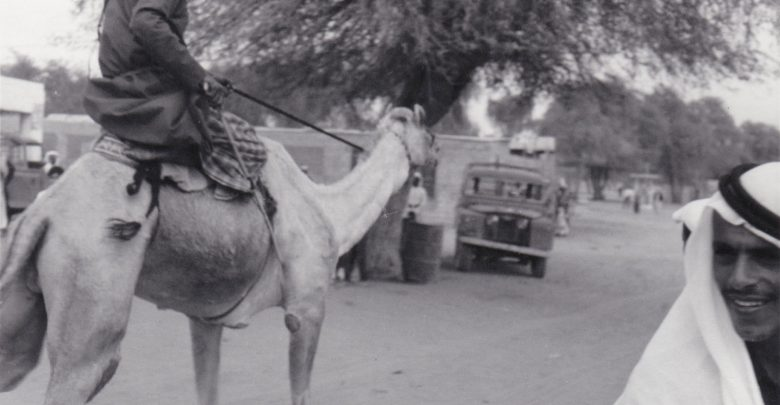 Photo of رحلة استكشافية إلى الماضي، لاند روفر في الإمارات العربية المتحدة
