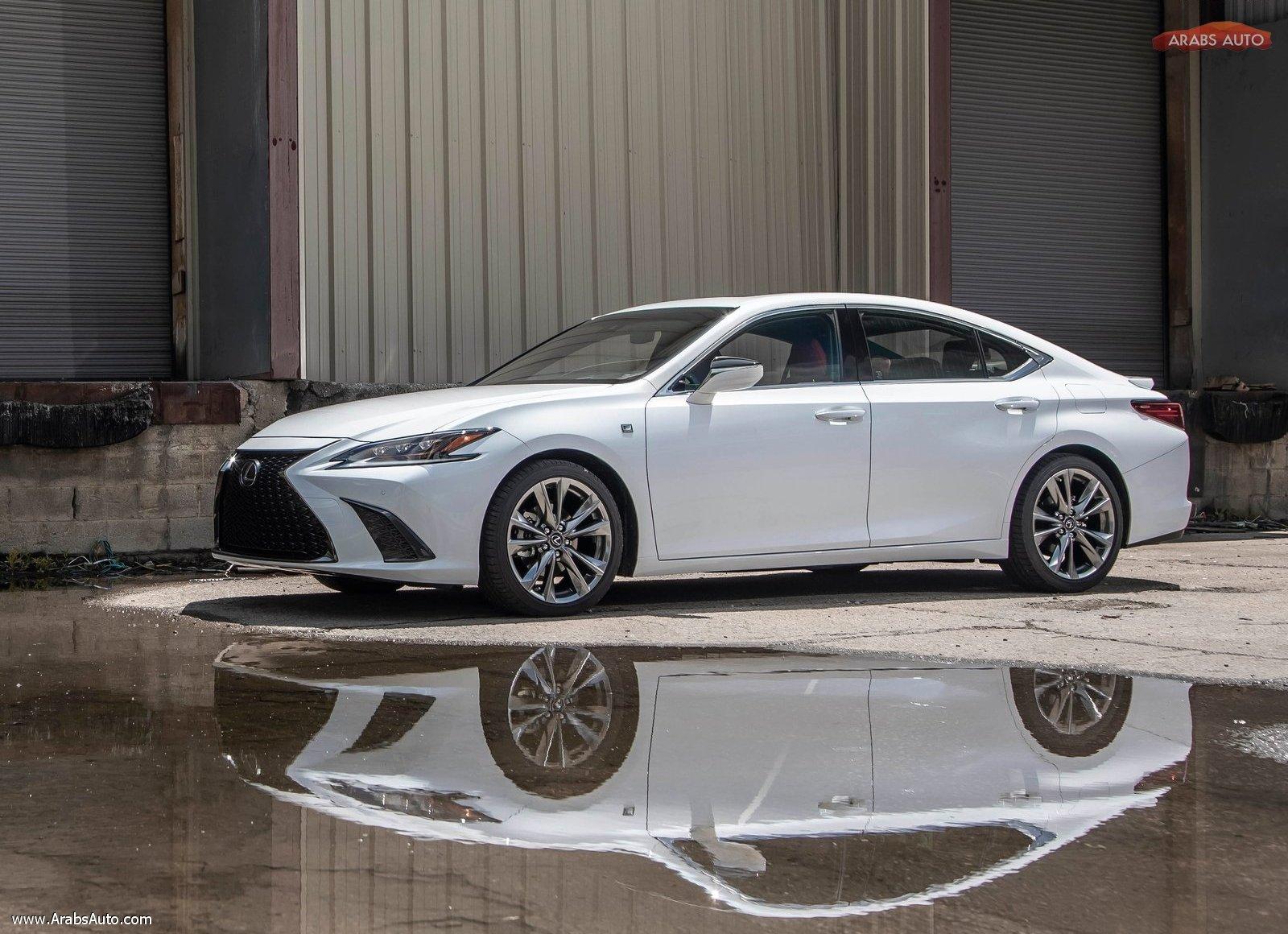 Lexus ES (2019) ArabsAuto 11 | Arabs Auto