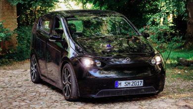 Photo of سيون: سيارة كهربائية بخلايا شمسية وطحالب لتنقية الهواء!