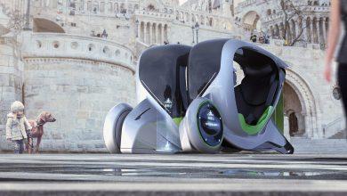 صورة سيارات المُستقبل .. اثنان في واحد!