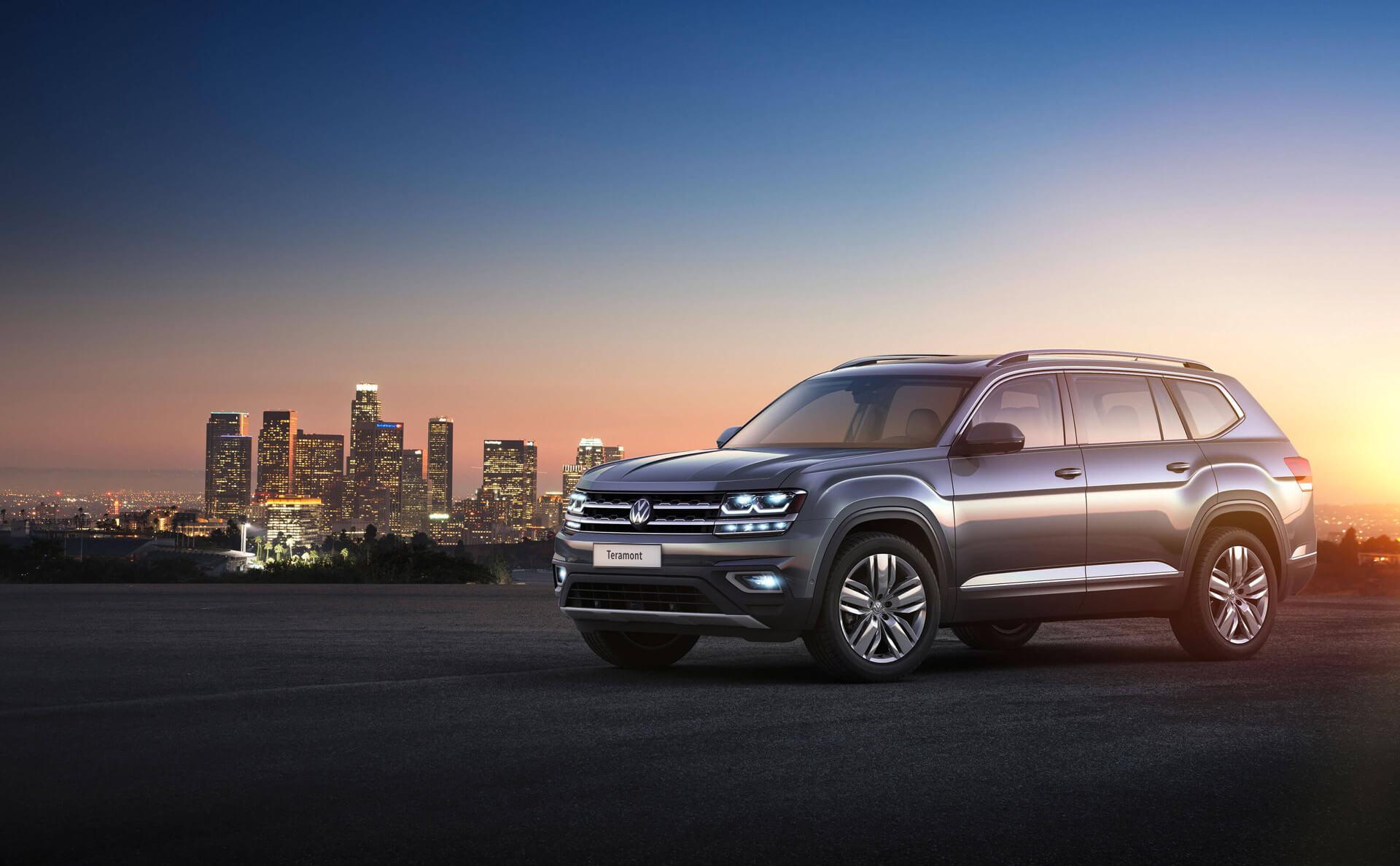 Volkswagen Teramont 2019 for ME
