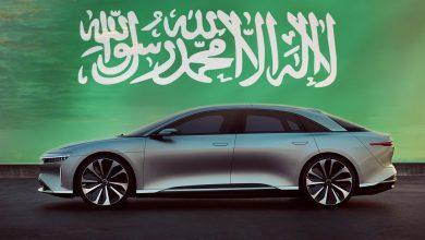 Photo of السعودية تستثمر في لوسيد للسيارات الكهربائية