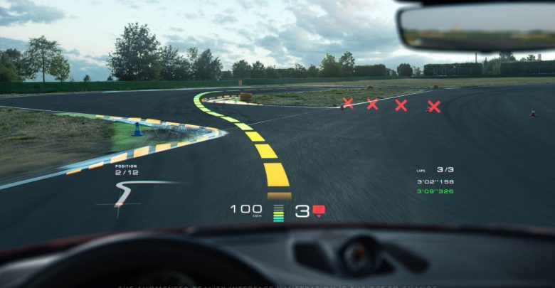 HUD Head-up display