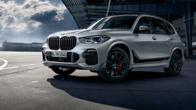 BMW x5 2019 with M Performace parts