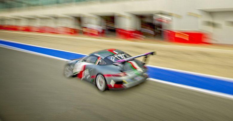 Photo of الزُبير يهيمن على مجريات الجولة الأولى من تحدي كأس بورشه GT3