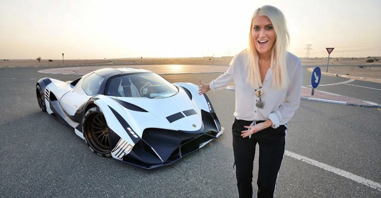 Photo of فيديو: الإماراتية ديفيل 16 أقوى سيارة في العالم مع 5007 أحصنة