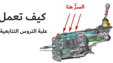 Photo of كيف تعمل علبة التروس التتابعية؟