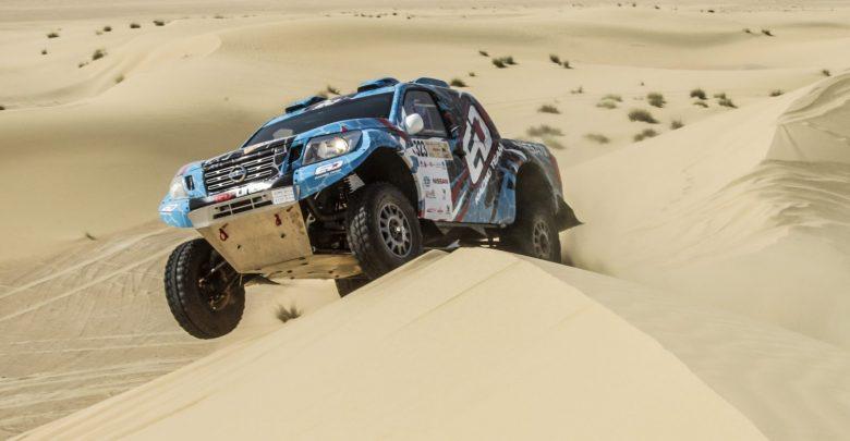 صورة إطلاق بُطولة سُعودية للراليات الصحراوية