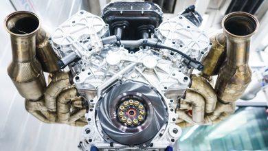 Photo of محرك فالكيري بقدرة 1000 حصان ويستطيع الدوران بسرعة 11,100 دورة بالدقيقة!