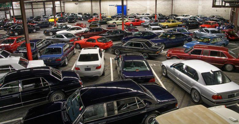 Photo of للبيع بالمزاد العلني، تشكيلة خاصّة مؤلفة من 140 سيارة رائعة!