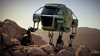 Photo of هيونداي تعرض نموذجًا لمركبة قادرة على المشي!