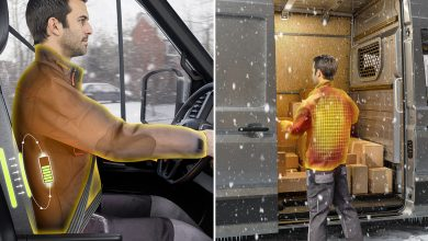 Photo of كونتيننتال تكشف عن نماذج ألبسة ذكية جديدة لتعزيز السلامة
