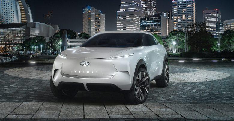 Photo of انفينيتي تُحضّر للكشف عن سيارة كهربائية جديدة في معرض ديترويت 2019