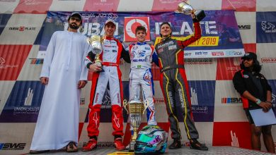 "Photo of مناف الحجاوي يُنهي سباق دبي ""أو بليت"" ثانيًا في فئة الكبار"