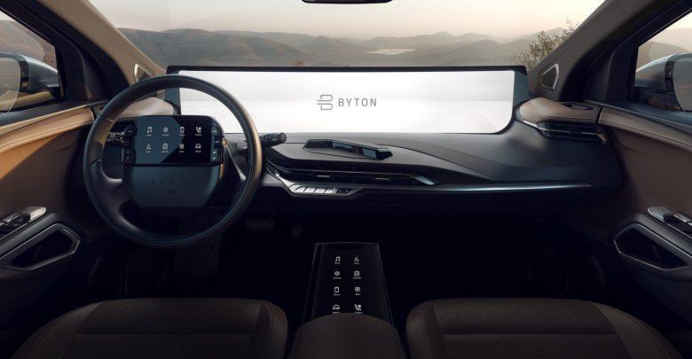 صورة بايتون تُأكد إنتاج سيارتها بأكبر شاشة في العالم!