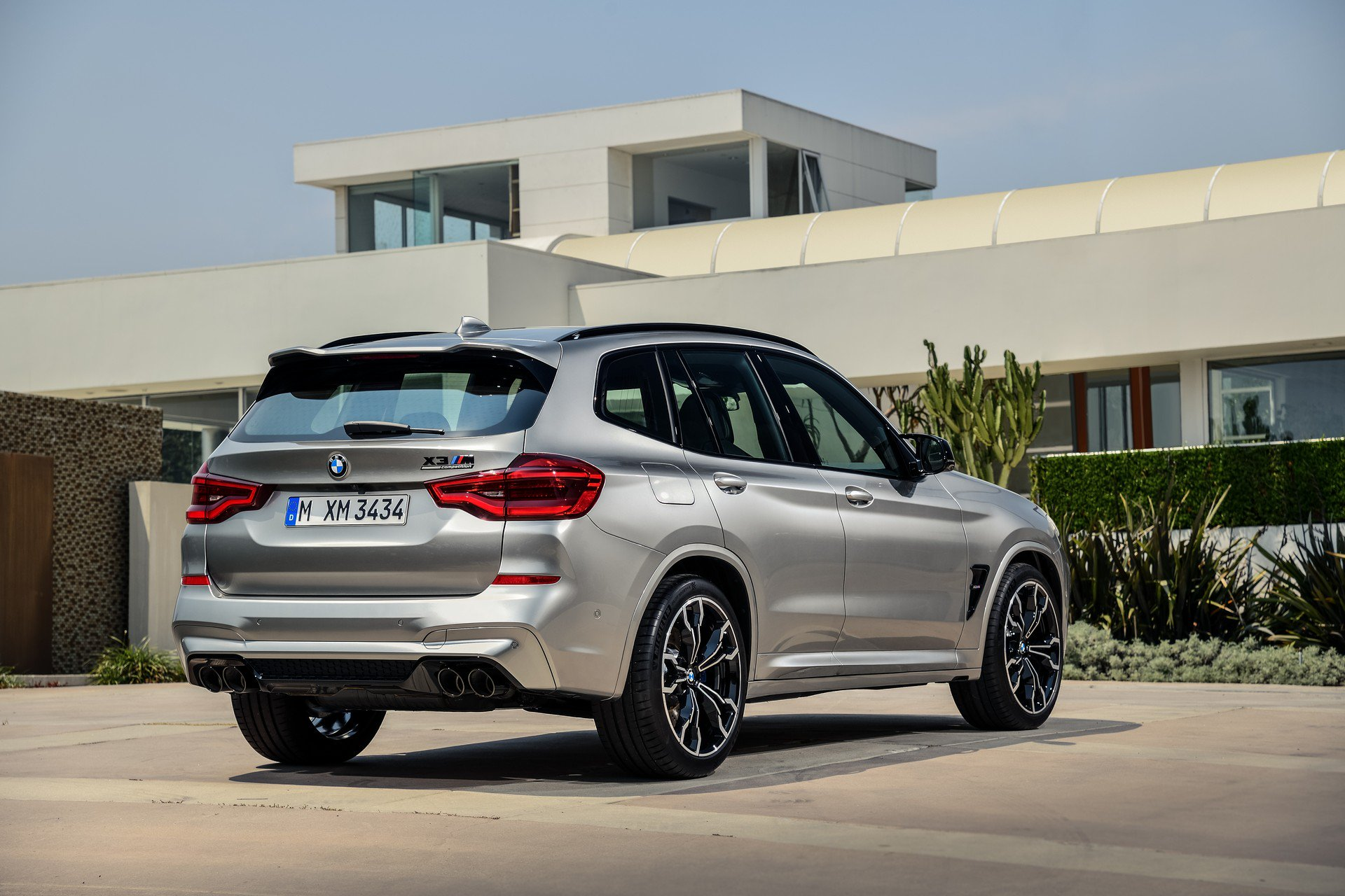 2020 BMW X3 M 2 | Arabs Auto