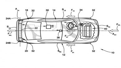 Photo of جنرال موتورز تُسجّل براءة اختراع لعاكس هواء متغير العرض