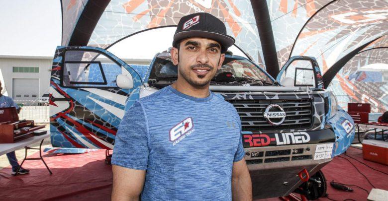 صورة عيسى الدوسري يعلن مشاركته في بُطولة السعودية للراليات الصحراوية