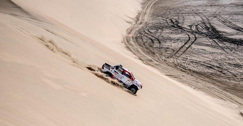 Photo of رالي قطر الصحراوي: العطية يُسجل أسرع الأوقات لليوم الثالث على التوالي