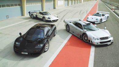 Photo of سيارات أيقونية خارقة تُقابل المُستقبل