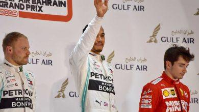 Photo of فورمولا 1 البحرين، مرسيدس في المقدمة بفضل فيراري!
