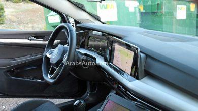 Photo of لوحة قيادة فولكس واجن جولف تنكشف، ما الذي نعرفه عن السيارة حتى الآن؟
