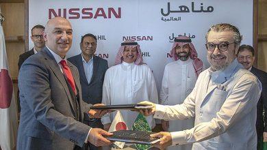 Photo of مناهل العالمية وكيل نيسان الجديد لمبيعات الأساطيل في السعودية