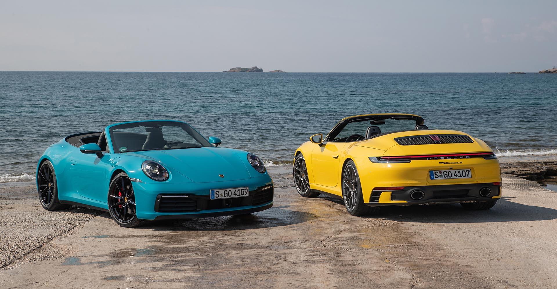 مواصفات وأسعار بورشه 911 الجديدة في المنطقة | Arabs Auto
