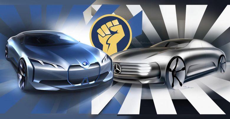 صورة شراكة بين مرسيدس و بي أم دبليو لتطوير تقنيات القيادة الآلية