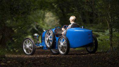 Photo of بيوغاتي تكشف عن أغلى سيارة للأطفال في العالم