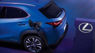 Photo of لكزس UX 300e، أولى السيارات الكهربائية من العلامة